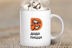 Додо Пицца_Кружка